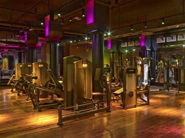 Personal Training Gym Astor Place David Barton Gym 3