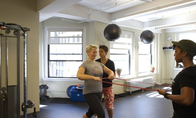 Personal Training Gym Chelsea Body + Mind 2