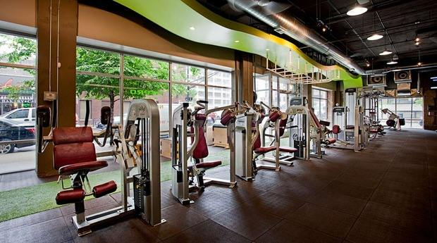 Personal Training Gym West Loop FitPro West 2