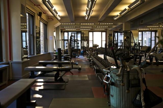 Personal Training Gym Midtown East Phyt NYC by Jonas Serrano 1