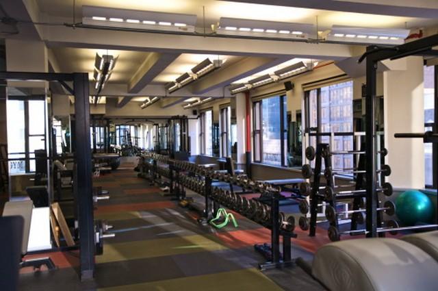 Personal Training Gym Midtown East Phyt NYC by Jonas Serrano 2