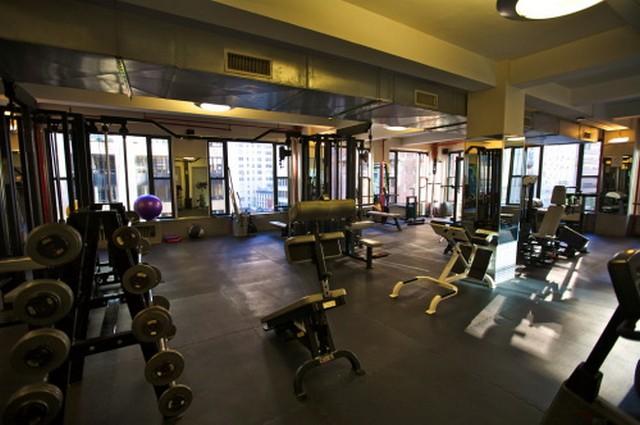 Personal Training Gym Midtown East Phyt NYC by Jonas Serrano 3