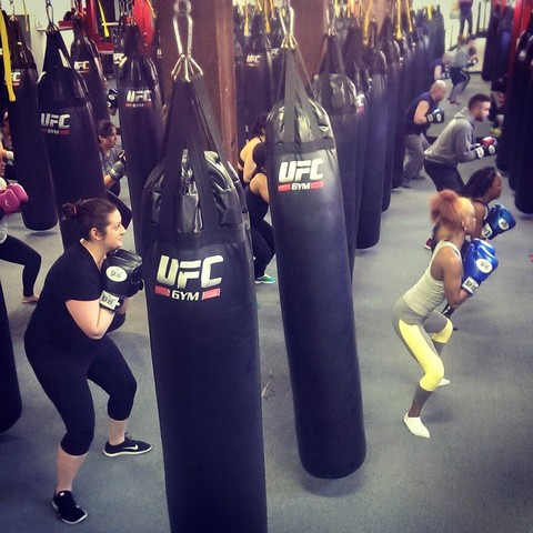 Personal Training Gym River North UFC Gym 1
