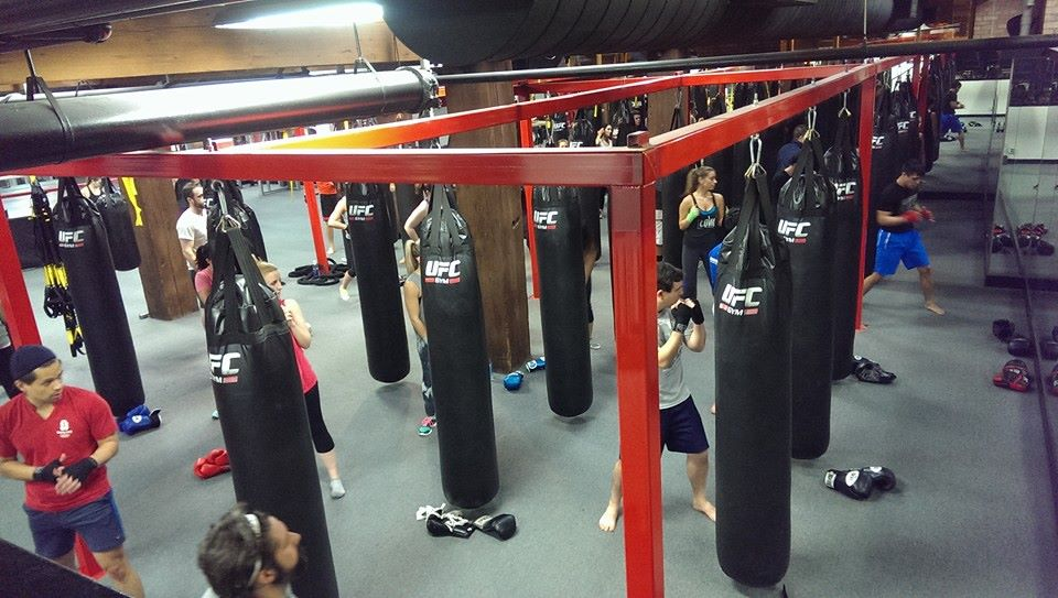 Personal Training Gym River North UFC Gym 2