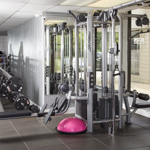 Personal Training Gym Oceanport Elite Fitness Club 1