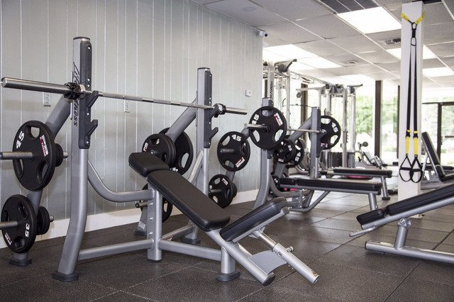 Personal Training Gym Oceanport Elite Fitness Club 2
