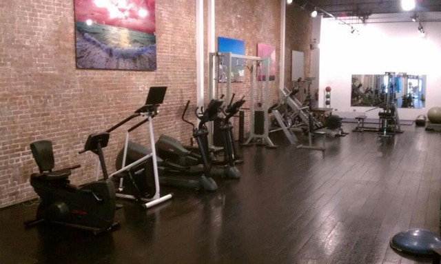 Personal Training Gym Soho Hanson Fitness 1