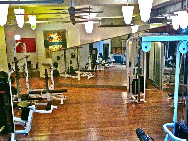 Personal Training Gym West Village FYT Health Club 1
