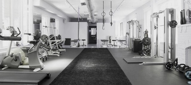 Personal Training Gym NOMAD Sky Health 1