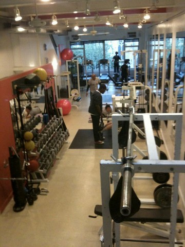 Personal Training Gym Union Square Hanson Fitness 1