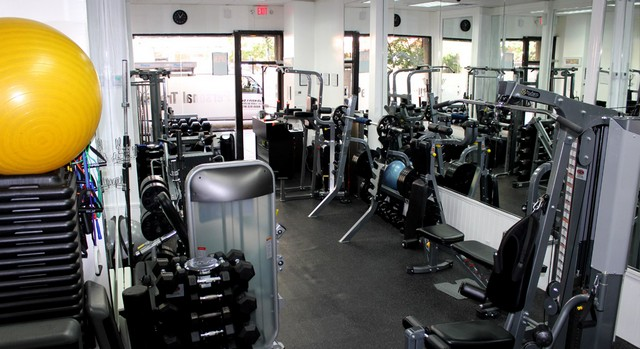 Personal Training Gym Upper West Side X93 Fitness 1