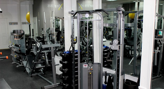 Personal Training Gym Upper West Side X93 Fitness 2