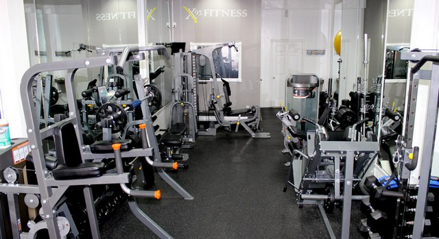 Personal Training Gym Upper West Side X93 Fitness 3