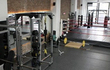 Personal Training Gym Soho Work Train Fight 4