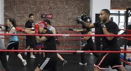 Personal Training Gym Soho Work Train Fight 5