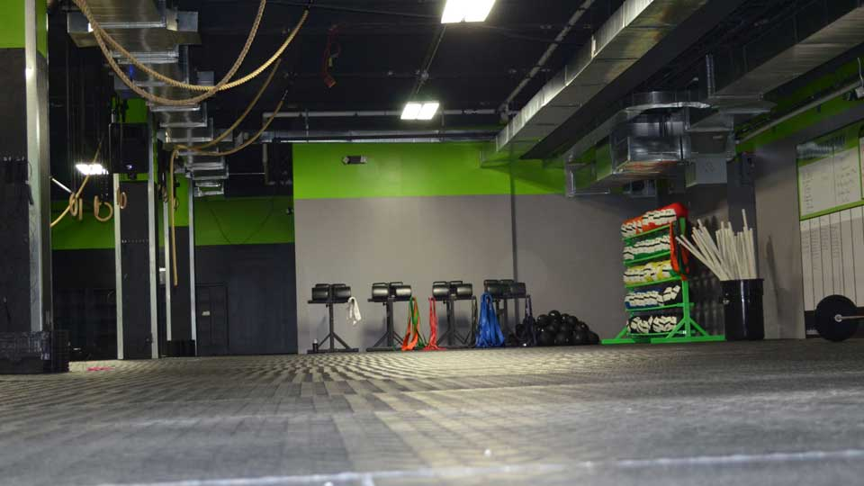 Personal Training Gym Midtown East Reebok CrossFit Fifth Ave 3