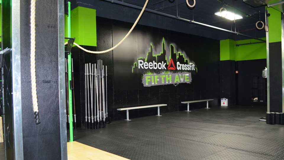 Personal Training Gym Midtown East Reebok CrossFit Fifth Ave 4
