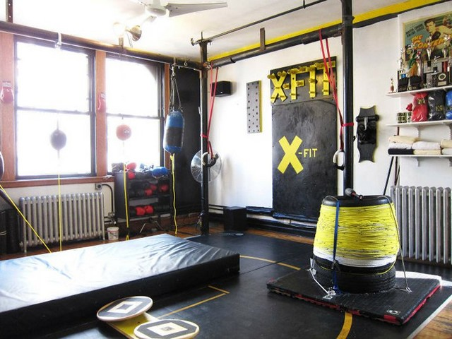 Personal Training Gym Flatiron X-FIT 3