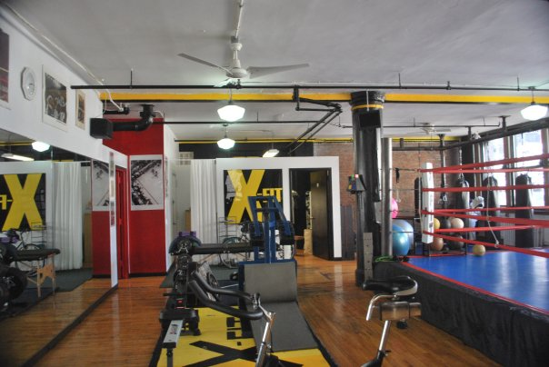 Personal Training Gym Flatiron X-FIT 4