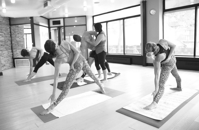 Personal Training Gym Upper East Side New York Yoga 1