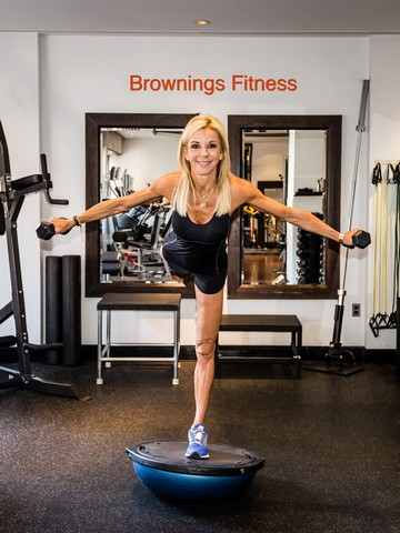Personal Training Gym Upper East Side Brownings Fitness 1