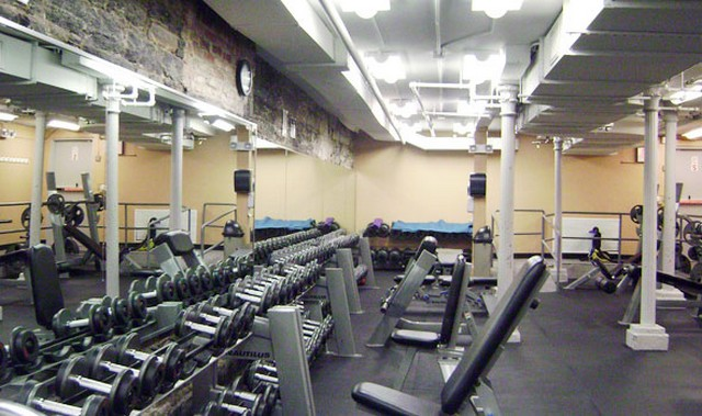 Personal Training Gym Tribeca Tribeca Health & Fitness 1