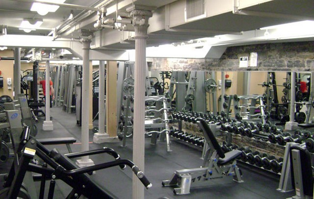 Personal Training Gym Tribeca Tribeca Health & Fitness 2