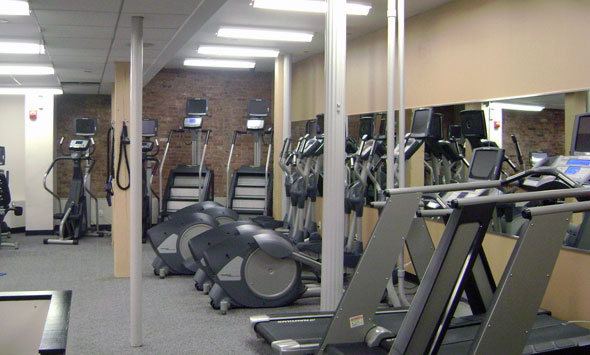 Personal Training Gym Tribeca Tribeca Health & Fitness 4
