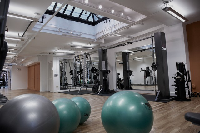 Personal Training Gym Murray Hill Julian Walker Studio 1