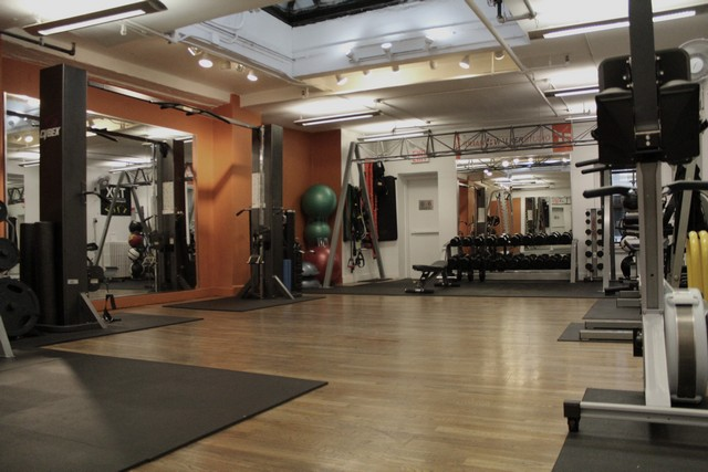 Personal Training Gym Murray Hill Julian Walker Studio 2