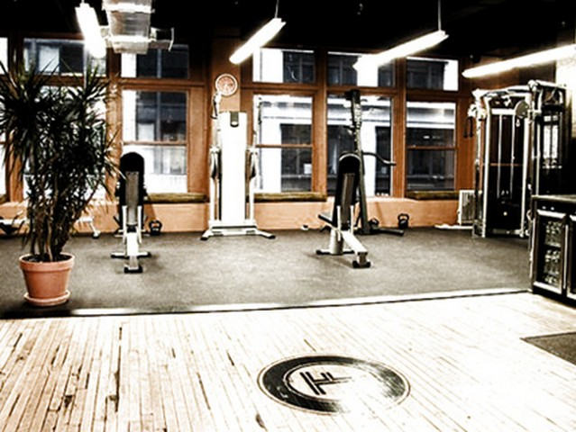 Personal Training Gym Chelsea Titan Fitness Studios 1
