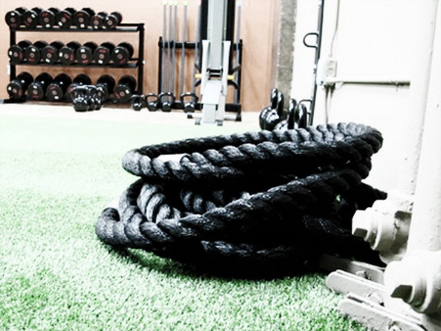 Personal Training Gym Chelsea Titan Fitness Studios 3