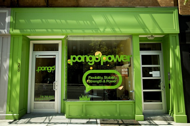 Personal Training Gym Flatbush Pongo Power 1