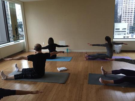 Personal Training Gym East Village Rinaldi Pilates 3