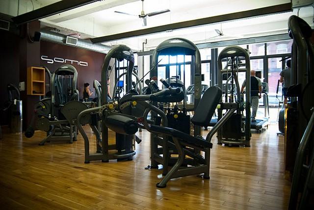 Personal Training Gym Williamsburg Soma Health Club 1