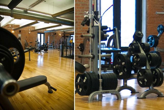 Personal Training Gym Williamsburg Soma Health Club 3