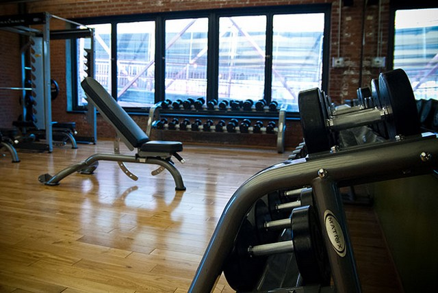 Personal Training Gym Williamsburg Soma Health Club 4