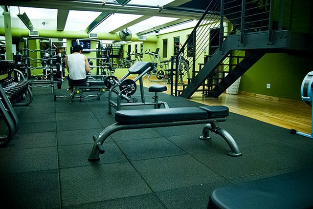 Personal Training Gym Williamsburg Soma Health Club 6