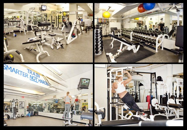 Personal Training Gym Midtown West NY Underground Fitness 1