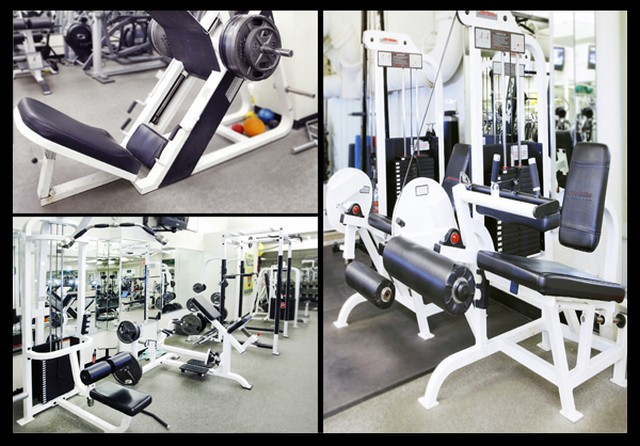Personal Training Gym Midtown West NY Underground Fitness 3