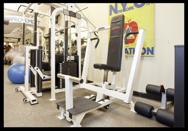 Personal Training Gym Midtown West NY Underground Fitness 4