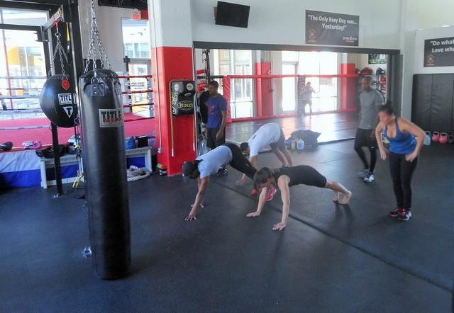 Personal Training Gym Northern Liberties/Fishtown Strength Personal Training 4