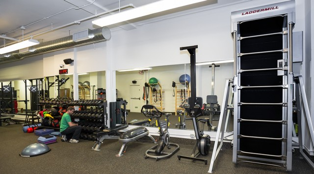Personal Training Gym NOMAD Independent Training Spot 1