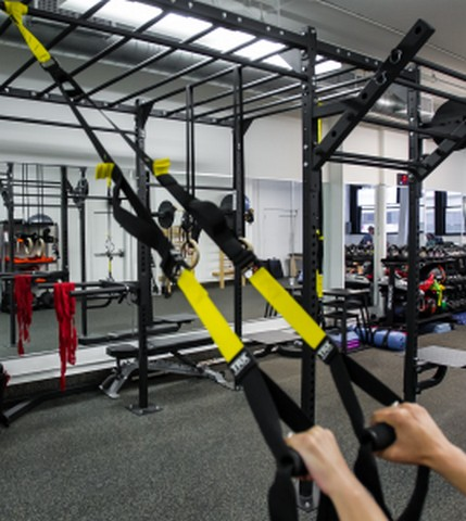 Personal Training Gym NOMAD Independent Training Spot 3