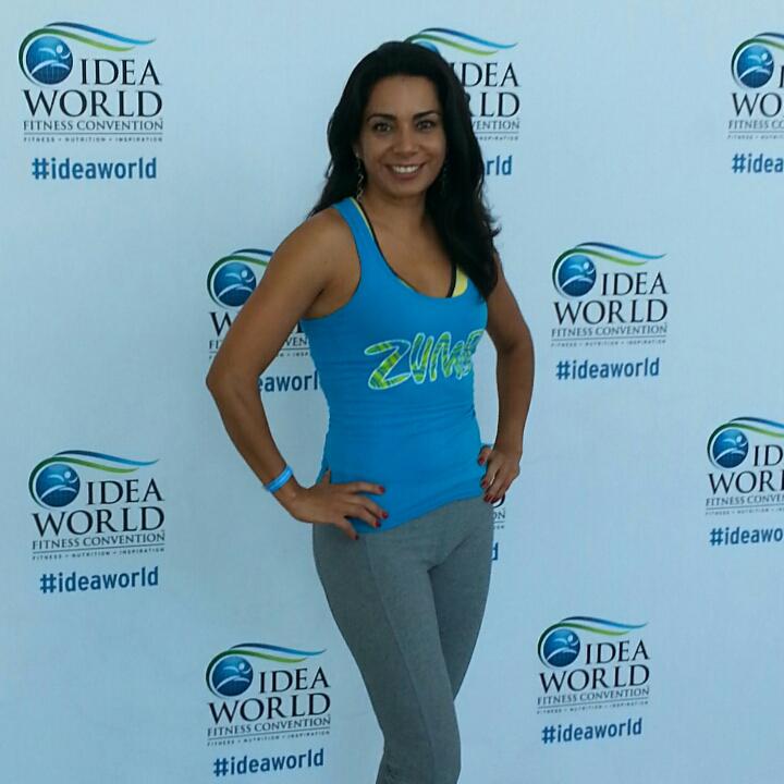 Personal Trainer Nadia Mondragon