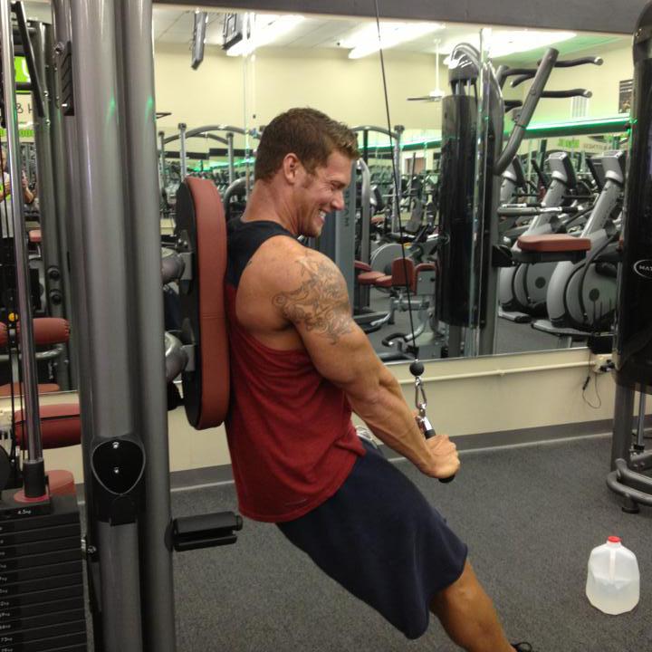Personal Trainer Josh Kompf 1