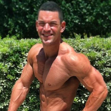 Personal Trainer Eric Garcia 1