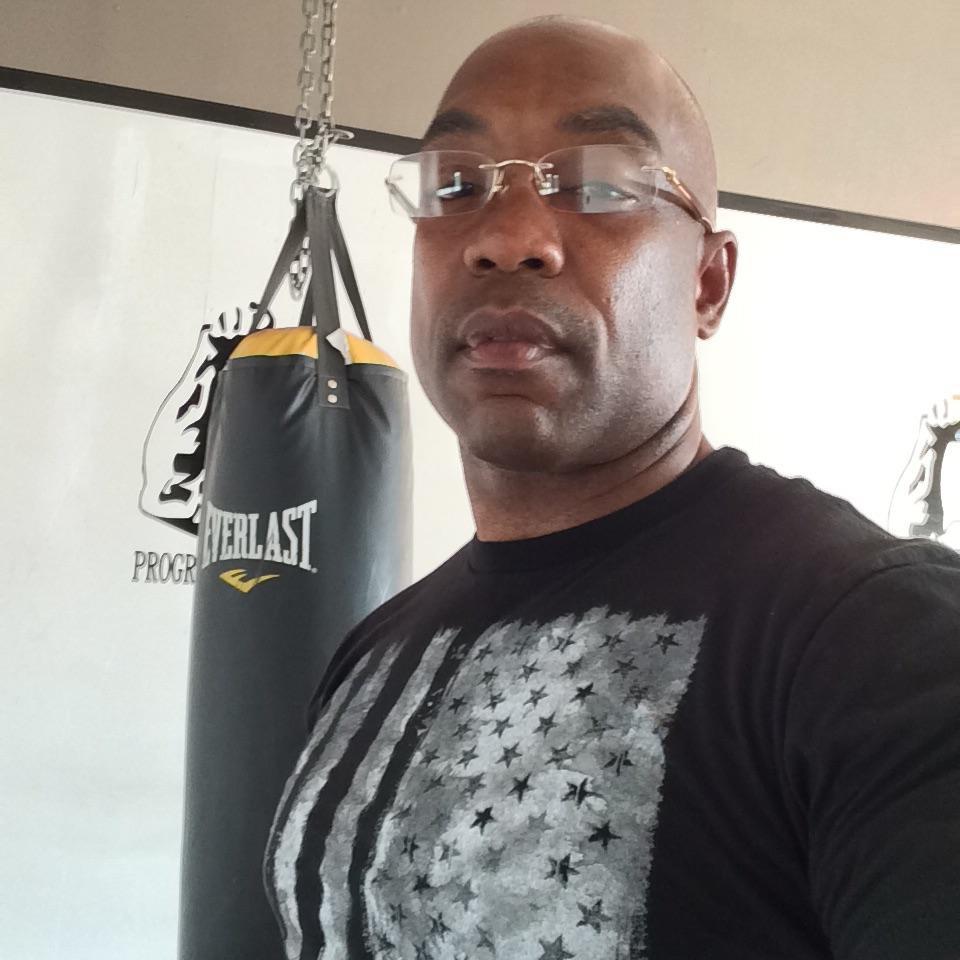 Personal Trainer Robert Jeffrey 1