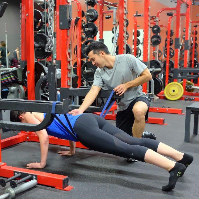 Personal Trainer Gary Heshiki 2