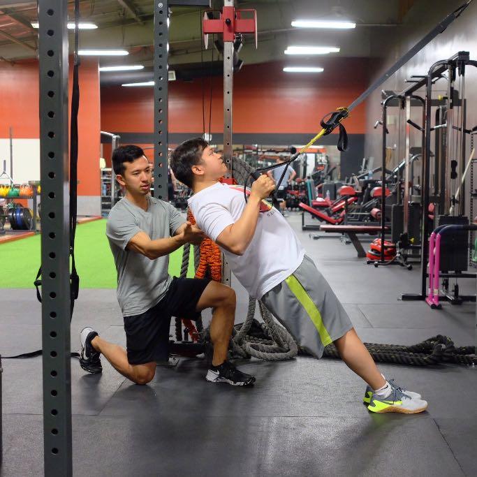 Personal Trainer Gary Heshiki 3